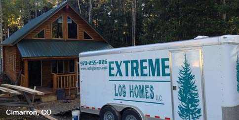 Extreme Log Homes LLC